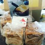 パンとエスプレッソと自由形 -
