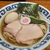 竹の助 - 料理写真:味玉中華そば
