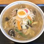 てんぐラーメン - 料理写真:タンメン