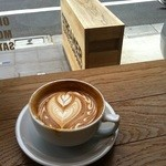 ストリーマー コーヒーカンパニー - 5/21 飲んでもラテアートは続く