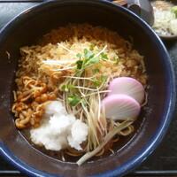 蕎麦の庄 長命庵-'20/05/24 冷やしたぬきそば(700円+税)