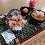 日当山無垢食堂 - 料理写真: