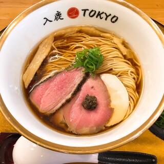 イルカ トウキョウ - 料理写真:ポルチーニ醤油ラーメン