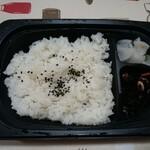 ジョナサン  - ハンバーグ&チキン南蛮弁当