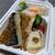 新小路カフェ - 料理写真:お魚のおべんとう