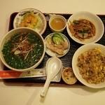 紅華 - 本日のディナー