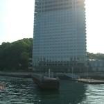 13060303 - 宮島から高速船で向かいました