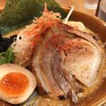味噌乃家 - 特製味噌ラーメン 880円