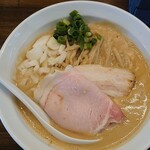 130605731 - 濃厚鶏白湯♪