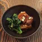 たけふさ - ベトナム風豚の角煮 1,220円