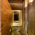 Muromachi Wakuden - 内観1:廊下