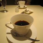 ル・レガル・トワ - コーヒー・飲みかけです
