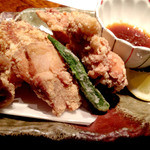 大地の台所 恵み - 自然鶏の唐揚げ
