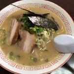 丸十ラーメン - 料理写真: