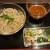 安曇野 - 料理写真:安曇野そば つけ麺風