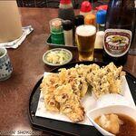 130617062 - 大瓶、ちくわ・舞茸天ぷら