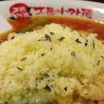 太陽のトマト麺 - 山盛りチーズ