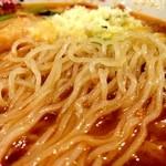 太陽のトマト麺 - 超細麺