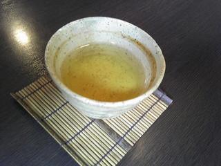 蕎麦 阿き津 - 韃靼そば茶