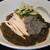 鶏そば・ラーメン Tonari - 料理写真:生しらすともずくの冷やしあえそば1,100円