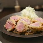 カツレツMATUMURA - 雪室熟成豚フィレ肉☆