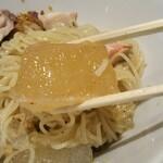 塩生姜らー麺専門店 MANNISH - スープ氷