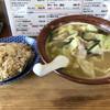 シバライズ - 料理写真:ランチ タンメンとヤキメシ
