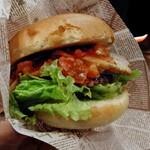 ファボリ - 自家製ハンバーガー