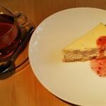 Licca - 紅茶&チーズケーキ