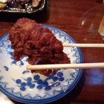 """13064051 - 外はカリッ!中は肉汁がたっぷりの""""ざんき"""""""