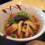 鮨大竹 - 料理写真:ほっきしぐれ丼。