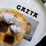 GAZTA - ホワイトチョコレートバスクチーズケーキ