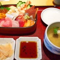 京ぜん-生ちらし寿司