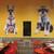 麺-BAR- KOMOAN - 内観写真:犬同伴フロア