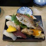 鮨・あつ賀 - お寿司、