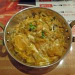 CHAND PUR - ベジタブル・クルマ (野菜のカレー)