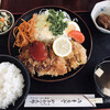 やきかつ太郎 - 料理写真:ロースやきかつ(1,050円)