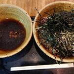 壬生 - 肉そば(中)  900円