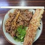 130663939 - 肉ごぼうぶっかけ(小・冷)