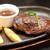 ラ・ブーシェリー・エ・ヴァン 肉屋のワイン食堂 - 牛ハラミの塊肉ステーキランチ(150g) 1380円