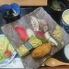 よし寿し - 料理写真:寿しランチ