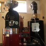 cafe Fuu - デートリッヒ社の焙煎機