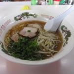 13067248 - 百日鶏スープの播州ラーメン