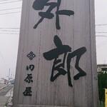 田原屋 - 看板