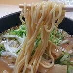 蘭蘭 - 麺上げ