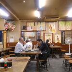 山田屋 - 店内の様子①