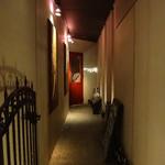 Cafe 151@ - エントランス