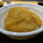 越後長岡 小嶋屋 - (2020/3月)タレカツ丼(小)