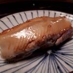 130684755 - 名物❤️穴子黒米寿司!