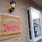 デニーズ - 入口